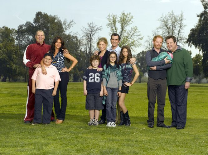 Modern Family, le nuove famiglie