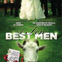 A few Best Men - Tre uomini e una pecora