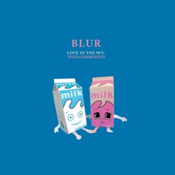 Blur. Love in the 90's. Testi commentati